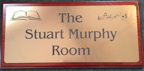 The Stuart Murphy Room