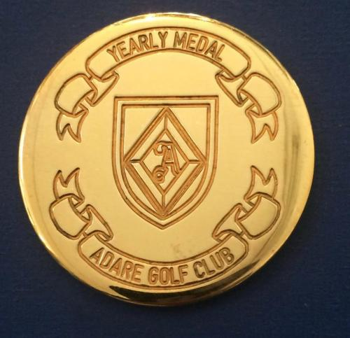Adare Golf Club - Yearly Medal