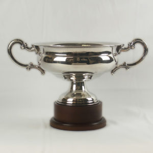 Sterling Silver Hallmarked Perpetual Cup