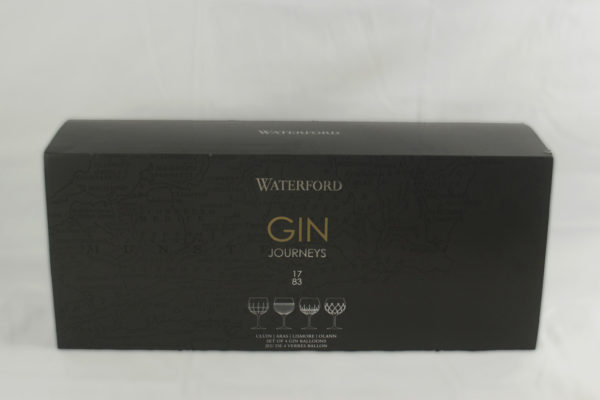 Waterford Crystal Gin Journeys