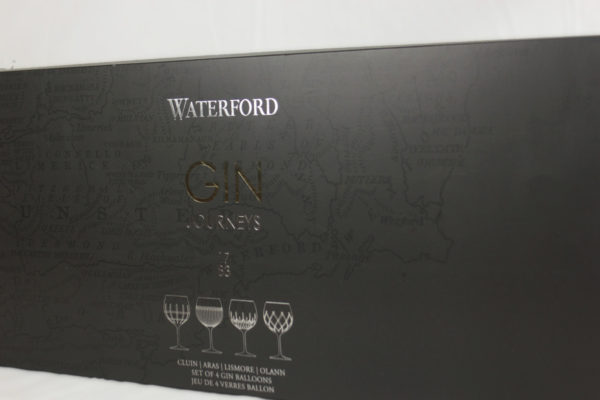 Waterford Crystal Gin Journeys Set of 4